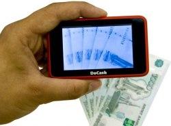 docash micro uv ir детектор валют
