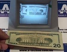 доллары в ик спектре