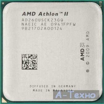 AMD Athlon II Mini ITX