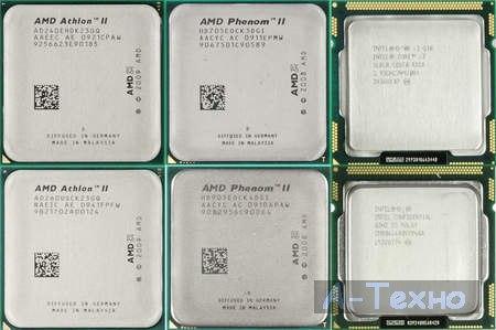 Процессоры для Mini-ITX платформ