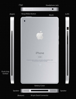 iPhone 4G виды
