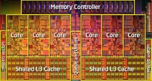 ядра Gulftown Intel
