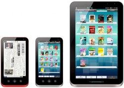 Sharp e-reader