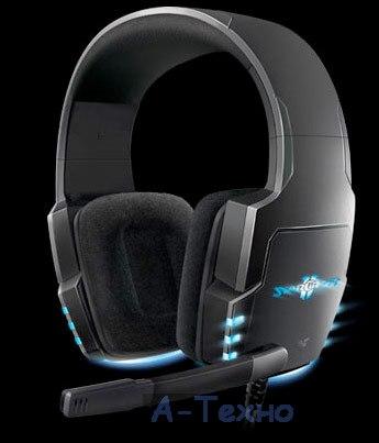 Razer Banshee StarCraft II Gaming Headset