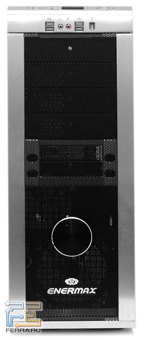 Enermax CS718: передняя панель