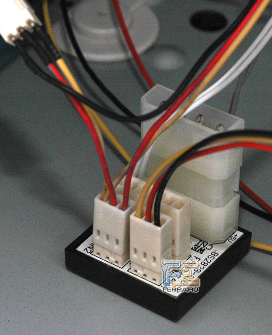 Enermax CS718: контроллер системы охлаждения