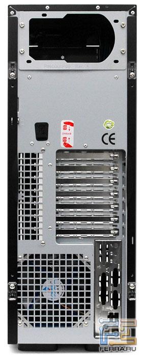 Enermax CS718: задняя стенка