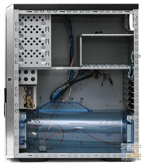 Enermax CS718: внутреннее пространство