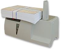 упаковщик банкнот купюр