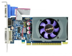 SPARKLE GeForce GT 430 512MB Graphics Card