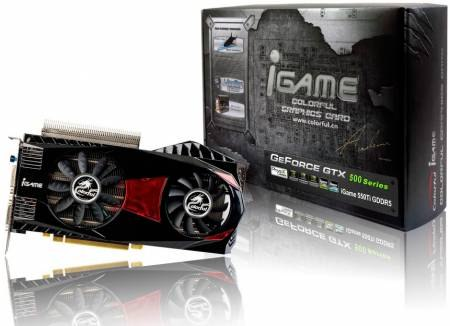 iGame550-1024 D5 Ymir