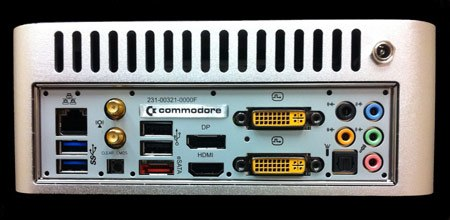 Commodore AMIGA mini