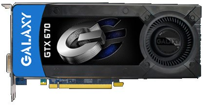 Galaxy GeForce GTX 670