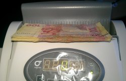 подача купюр счетчик банкнот PRO 40U NEO