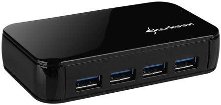 Sharkoon USB3.0 External Card Reader