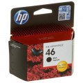 HP DJ No. 46 Ultra Ink Advantage Black (CZ637AE)