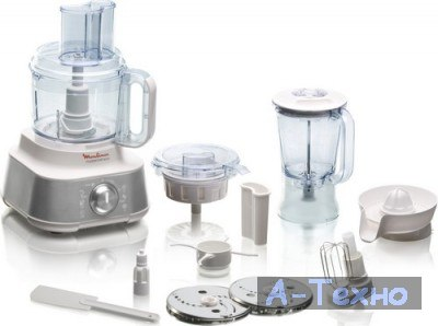 Кухонные комбайны moulinex fp 655 dbe