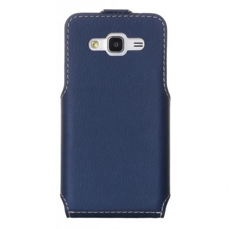 Чехол для моб. телефона RED POINT для Samsung Galaxy J320 - Flip case (Blue) (6281957) - Фото 3