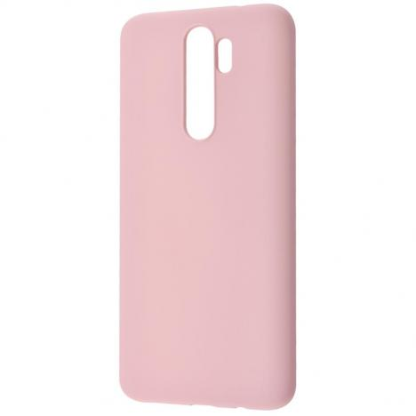 Чехол для моб. телефона WAVE Colorful Case (TPU) Xiaomi Redmi Note 8 Pro pink (23629/pink) - Фото 1