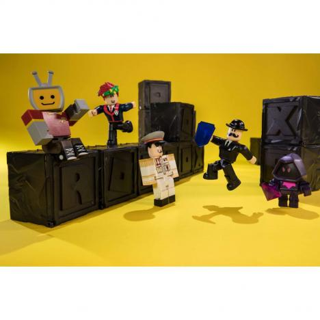 Фигурка Jazwares Roblox Mystery Figures Obsidian Assortment S7 (ROB0298) - Фото 4