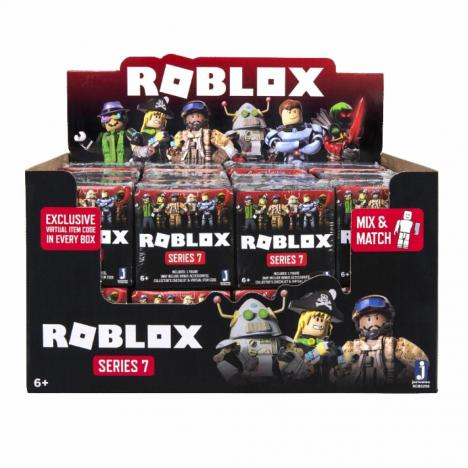 Фигурка Jazwares Roblox Mystery Figures Obsidian Assortment S7 (ROB0298) - Фото 5
