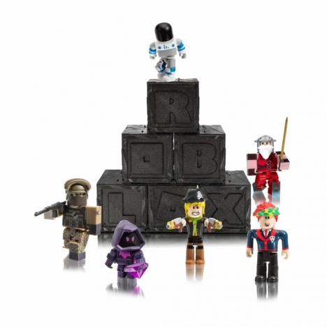 Фигурка Jazwares Roblox Mystery Figures Obsidian Assortment S7 (ROB0298) - Фото 2