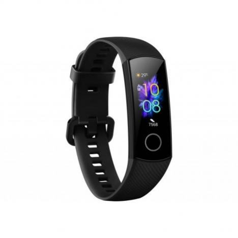 Фитнес браслет Honor gadgets Band 5 (CRS-B19S) Meteorite Black with OXIMETER (55024139) - Фото 2