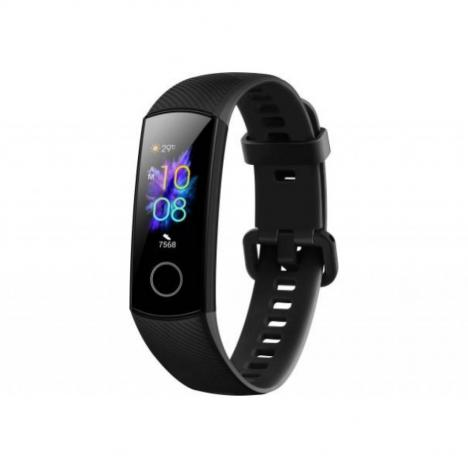 Фитнес браслет Honor gadgets Band 5 (CRS-B19S) Meteorite Black with OXIMETER (55024139) - Фото 3