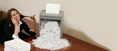 надежность шредера для бумаги