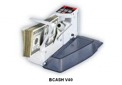 счетчик банкнот bcash v40