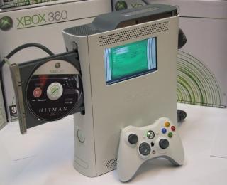 Встроенный экран для Xbox 360