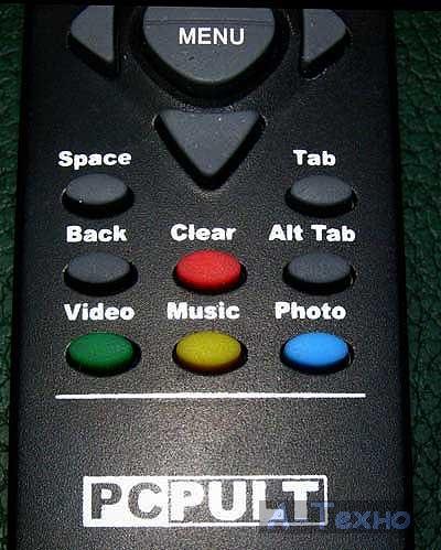 кнопки PC-PULT крупным планом