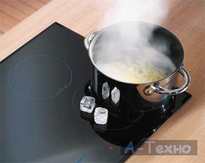 Нет посуды — нет и нагрева