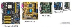 Mini-ITX и другие форм-факторы