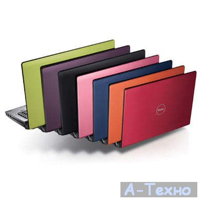 Dell Studio 17 цветовая гамма