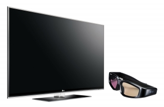 Full HD ЖК-телевизор LG 55LX9500
