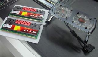 G.Skill серии Flare вентиляторы