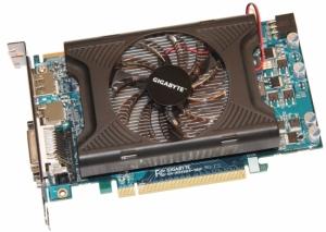 Внешний вид изображение GIGABYTE Radeon HD 5750 1GB