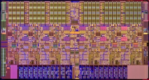 ядро Gulftown у процессора Intel Core i9-980X Extreme