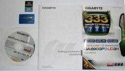 gigabyte 890gx комплектация