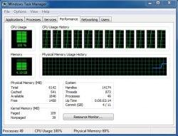core i7-980x диспетчер задач