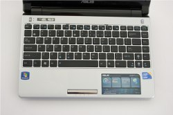 ASUS UL20FT клавиатура
