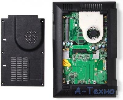 Под задней крышкой ZBox HD-ID33