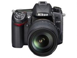 Nikon D7000 D‐SLR
