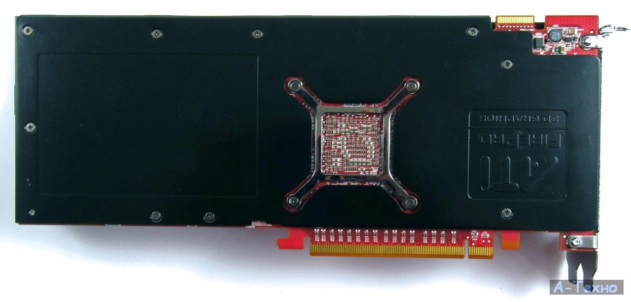 ATI FirePro V9800 (FireGL) Display XP