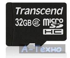 Transcend microSDHC 32 Гб