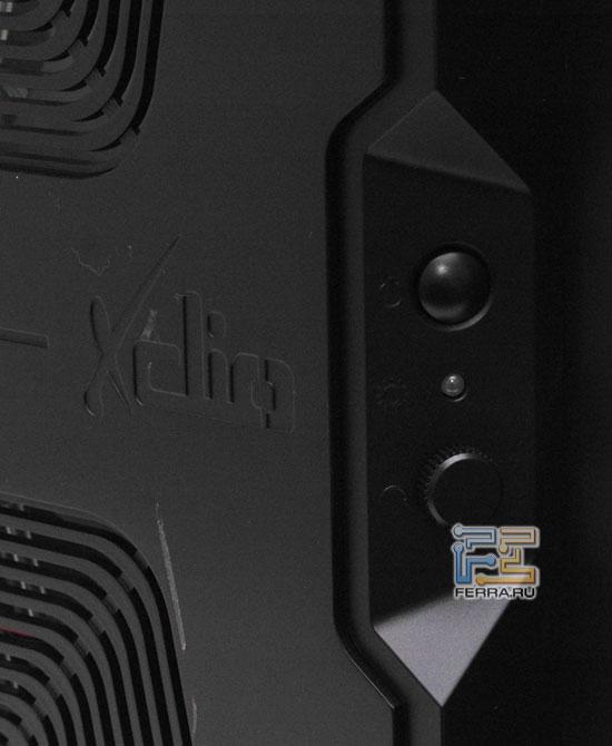 XClio Propeller: блок управления вентилятором 360 мм