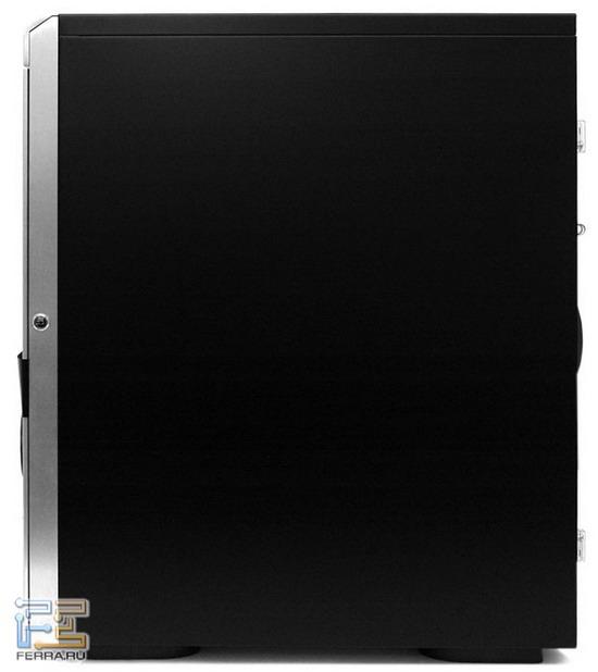 Enermax CS718: левая боковая стенка