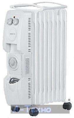 масляные обогреватели POLARIS PRE C 0720 HF со встроенным тепловентилятором