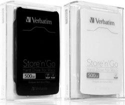 Verbatim Store 'n' Go Mac Portable Hard Drive
